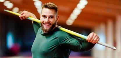Olympia 2021: Speerwerfer Johannes Vetter - Kann man zu früh zu gut sein?