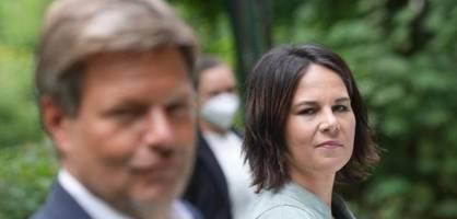 Das steht im Klimaschutz-Sofortprogramm der Grünen