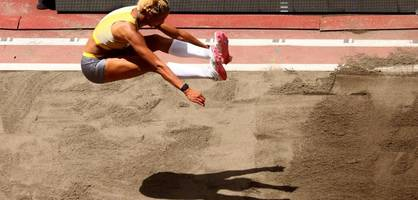 Mihambo holt mit letztem Sprung Olympia-Gold