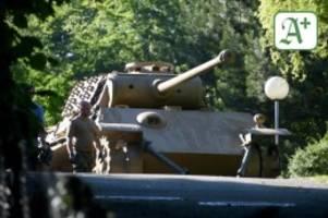 Kriegswaffenkontrollgesetz: Waffennarr und Panzer-Eigentümer kommt mit Bewährung davon