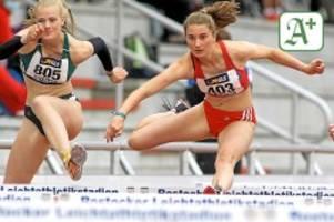 Leichtathletik: Line Schröder läuft mit Bestzeit ins DM-Finale