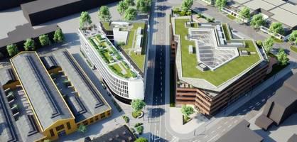 Fitnessraum, Eisdiele, Concierge: Ist das neue Spaßbüro in Köln die Zukunft?