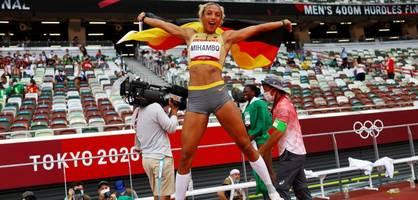 Das waren die Olympia-Highlights des elften Tags