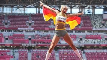 """olympiasiegerin malaika mihambo: """"ich bin von klein auf sparsam erzogen worden"""""""
