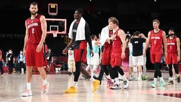Olympia: Deutsche Basketballer scheiden gegen Slowenien aus