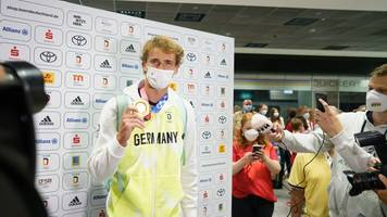 Tennis-Ass: Olympiasieger Zverev auch in München gefeiert