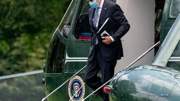 USA: Biden erreicht Impfziel mit Verspätung