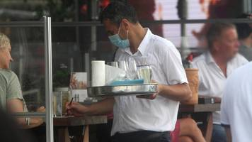 Corona-News   Nicht-Geimpften könnte Zugang zu Restaurants verweigert werden