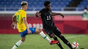 brasilien im finale: dardai muss länger auf cunha warten