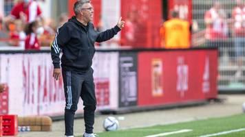 Nach Pokalspiel: Union testet gegen Hildesheim