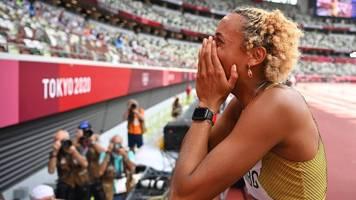 Olympia 2021 | Malaika Mihambo den Tränen nahe: Vielen Dank an alle