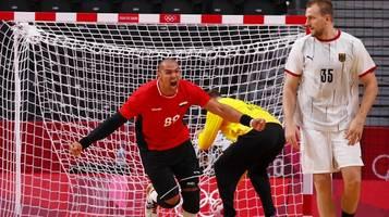 Olympia-Handball: Deutschland blamiert sich gegen Ägypten – Aus im Viertelfinale