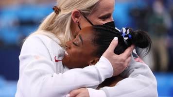 Olympia: Simone Biles – das emotionalste Comeback bei Olympia
