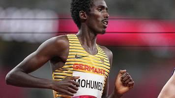 Olympia: Vorlauf-Aus für Dortmunder Mohumed über 5000 Meter