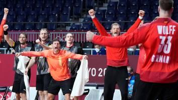 Olympia - Deutschland - Ägypten im Live-Ticker: Handballer spielen ums Halbfinale