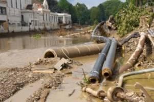 Flutkatastrophe: Bund und Land wollen auf Kommunen im Ahrtal zugehen