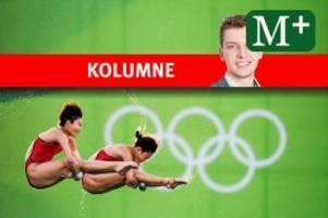 Kolumne Mein Moment: Olympia-Sieg von Robert Harting: Wie Bockwurst auf dem Berg