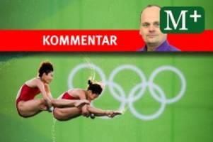 Kommentar: Mixed-Wettbewerbe bei Olympia: Weit mehr als nur Folklore