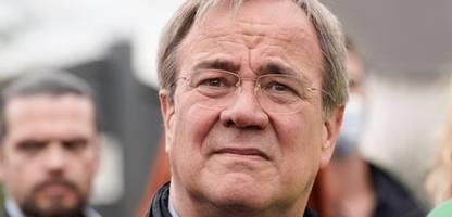 Armin Laschet: Landrat bittet nach Flutkatastrophe in NRW um finanzielle Hilfe für Freiwillige