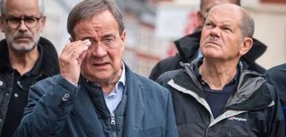Bundestagswahl: Zustimmung für Armin Laschet sinkt