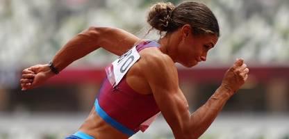 Olympia 2021: Sydney McLaughlin mit Weltrekord zu Hürden-Gold - absurd schnell