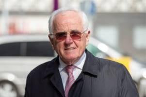 Grundsicherung: Er gab Hartz IV seinen Namen: Peter Hartz wird 80 Jahre alt