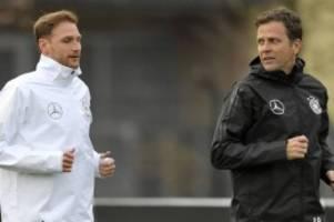 bierhoff-team: benedikt höwedes soll als dfb-manager aufgebaut werden