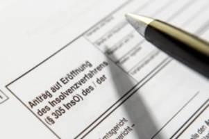 Kabinett: Nach Flut: Insolvenzantragspflicht wird ausgesetzt