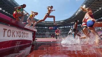 Olympia: Hindernisläuferin Krause verpasst als Fünfte Medaille