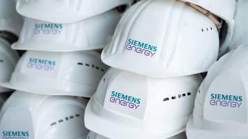 Windkraft zieht Siemens Energy ins Minus