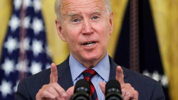 Corona in den USA: Joe Biden legt sich mit Gouverneuren an