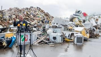 Wegen Hochwasser: Armin Laschet verschiebt Wahlkampf-Deutschlandreise
