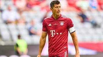 FC Bayern: Nagelsmann sprach mit Lewandowski über Zukunft
