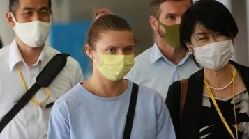 Nach Olympia-Eklat: Kristina Timanowskaja fliegt erst nach Wien – dann nach Warschau