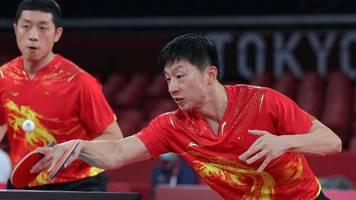 Olympia 2021 | Chinas Herren stehen im Tischtennis-Finale