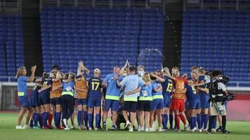 Olympia 2021   Frauen-Fußballerinnen wollen Final-Verlegung