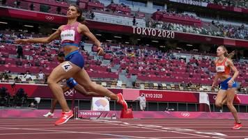 Olympia: McLaughlin mit Weltrekord zu Gold über 400 Meter Hürden