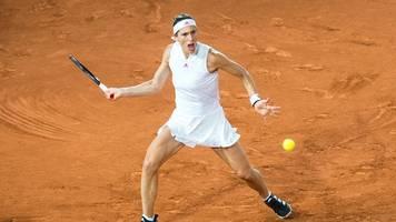 Tennis: Petkovic beim WTA-Turnier in Rumänien im Viertelfinale