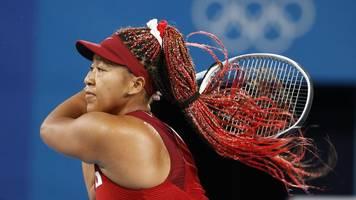 Tennisstar: Osaka nach frühem Olympia-Aus nicht bei Turnier in Montreal