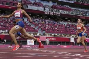 McLaughlin mit Weltrekord zu Gold über 400 Meter Hürden