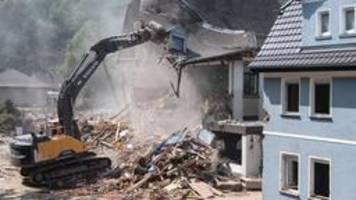 Flutkatastrophe: Aussetzung der Insolvenzantragspflicht auf dem Weg