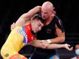 Olympia: Bronze zum Abschied?