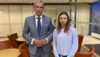 Kristina Timanowskaja: Belarussische Sprinterin befindet sich an sicherem Ort in Polen