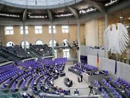 Hochwasser und Corona: Bundestag trifft sich zu Sondersitzung