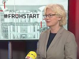 Justizministerin im Frühstart: Beschränkungen für Ungeimpfte nur bei dramatisch steigenden Inzidenzen