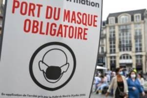 Corona-Pandemie: Möglicher Trend in Frankreich: Lieber Covid als Spritze?
