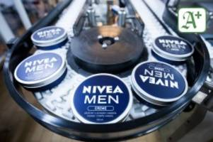 Kosmetik: Tesa zieht Nivea-Konzern Beiersdorf aus Corona-Krise
