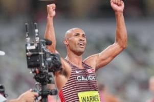 Olympia: Kein großer Spaß für Zehnkämpfer Kaul: Warner holt Gold