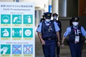 Sommerspiele in Tokio: 31 neue Corona-Fälle im Olympia-Umfeld