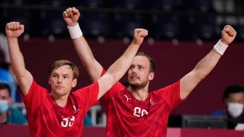 Sommerspiele in Tokio: Dänische Handballer im Olympia-Finale gegen Frankreich